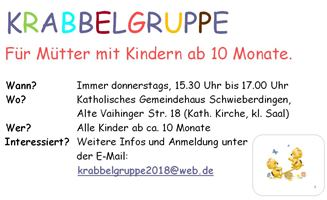 Gemeinde Schwieberdingen Kinderbetreuung