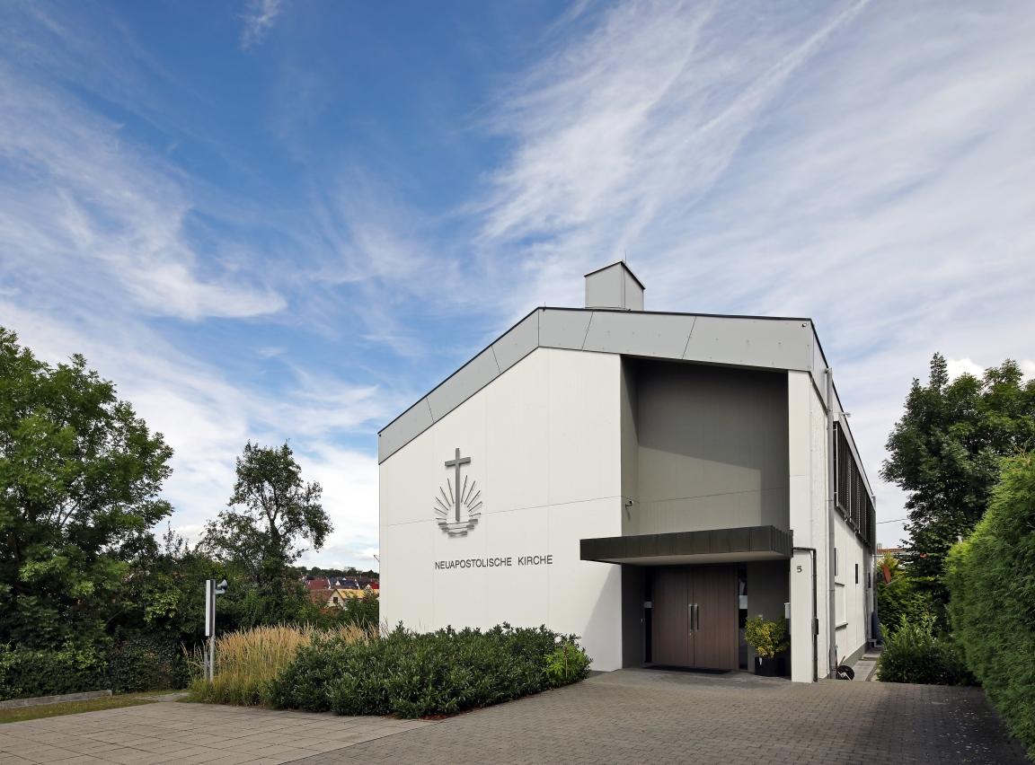 Gemeinde Schwieberdingen: Kirchen